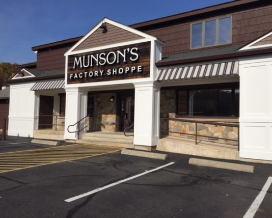 Munsons Chocolates Bolton CT