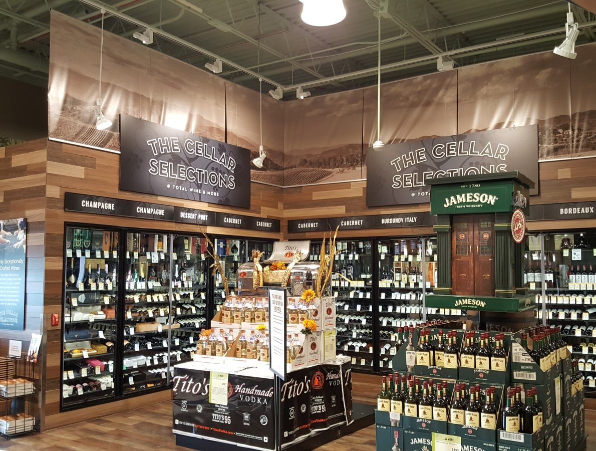 total wine u2013 west hartford ct ni design
