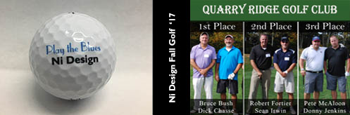 2017 Quarry Ridge Fall Golf